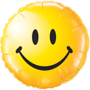 Emoji Smiley Balloon