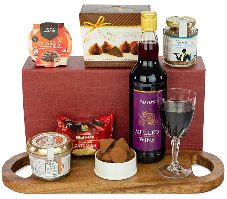 Mulled Wine and Nibbles