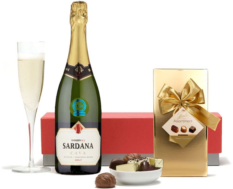 Fizz and Chocolates