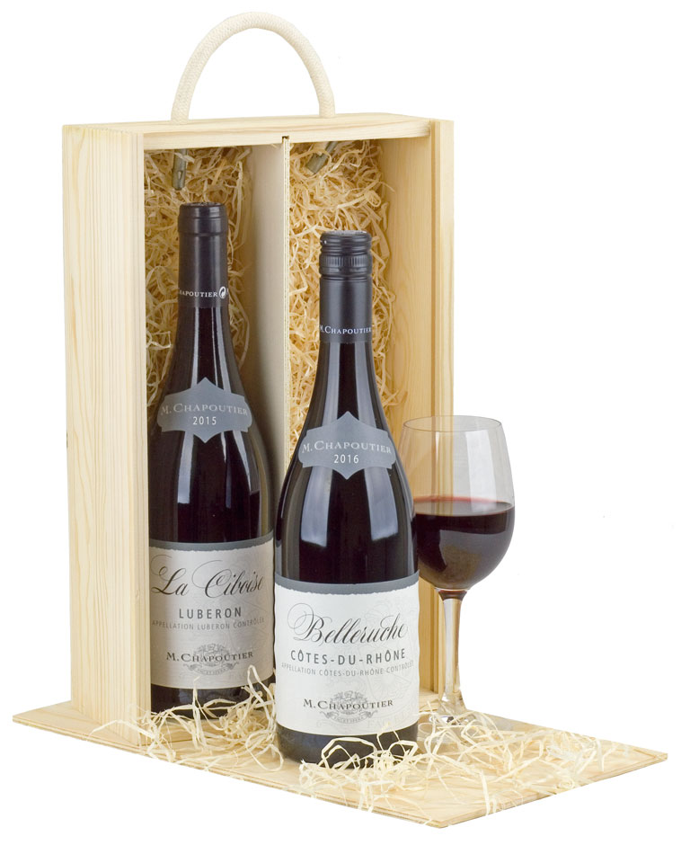 Chateau Wines in Wood