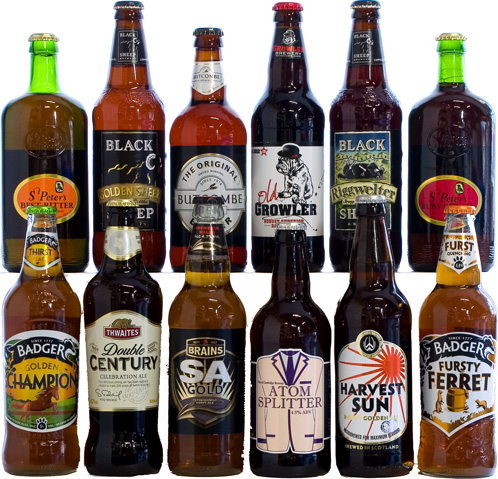 12 Best of British Beers