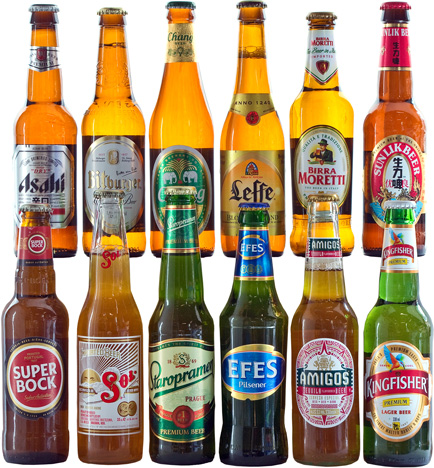 12 Lagers from Around the World